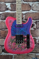 Fender Japan Classic '69 Pink Paisley Floral Telecaster