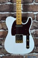 Fender Limited Edition Select Light Ash Telecaster White Blonde 3676