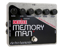 Electro-Harmonix Deluxe Memory Man Analog Delay Guitar Pedal