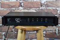 QSC MX700 Professional Stereo Power Amplifier