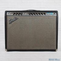Vintage 1970 Fender Twin Reverb Tube Guitar Combo Amp