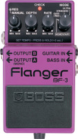 Boss BF-3 Flanger Guitar Effect Pedal