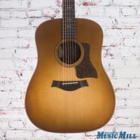 Taylor 710e Dreadnought Acoustic Electric Guitar Western Sunburst