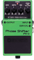 Boss PH-3 Phase Shifter Guitar Pedal