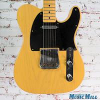 Fender Custom Shop Postmodern Telecaster Journeyman Relic Butterscotch