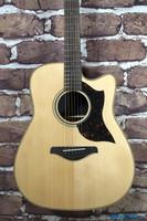 Yamaha A1R Acoustic Electric Guitar Natural