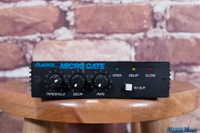 Alesis Micro Gate Stereo Noise Gate Rack Unit