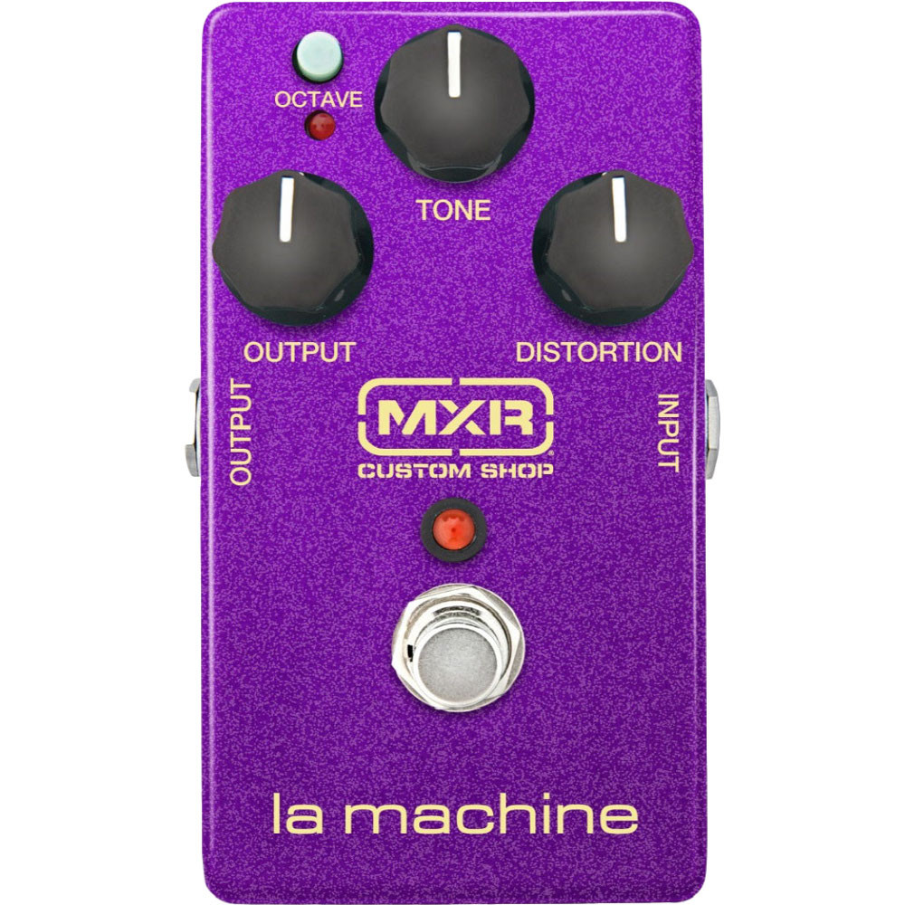 la machine mxr