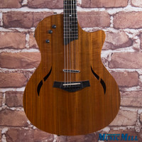 2012 Taylor T5-X Classic Hybrid Acoustic Electric Guitar Natural Ovangkol