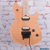 EVH Wolfgang Special Electric Guitar Maple Fingerboard Natural