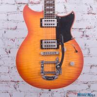 Yamaha Revstar RS720B Electric Guitar Wall Fade