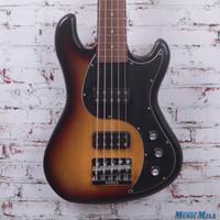 2014 Gibson EB Bass Guitar 5 String Fireburst 8027