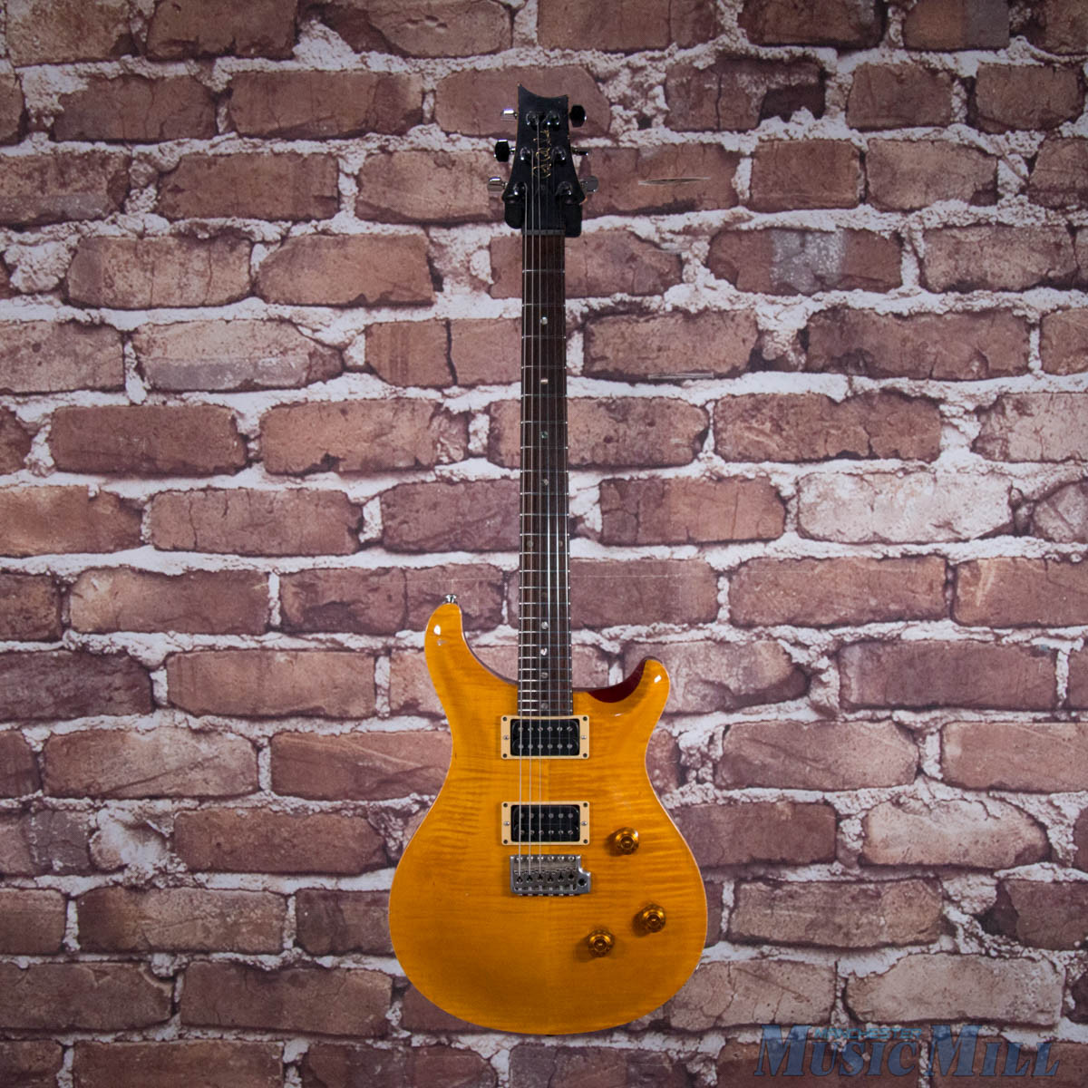 1995 PRS CE 24 Electric Guitar Amber