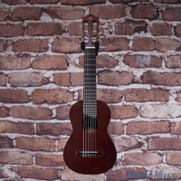 Yamaha GL1 Guitalele 6 String Ukulele Persimmon Brown
