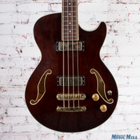 Ibanez Artcore AGB200 Semi Hollow Bass Transparent Brown