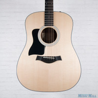 2017 Taylor 110e Dreadnought Left Handed Acoustic Electric Guitar