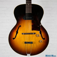 Vintage 1959 Gibson ES-125T Hollowbody Electric Guitar Sunburst