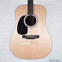Martin D-35 Left Handed Dreadnought Acoustic Guitar Natural