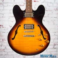 Epiphone Dot Deluxe Electric Guitar Vintage Sunburst