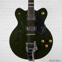 Gretsch G2622T Streamliner Hollow Body Electric Guitar Torino Green