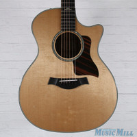 2016 Taylor 614ce Grand Auditorium Acoustic Electric Guitar Natural