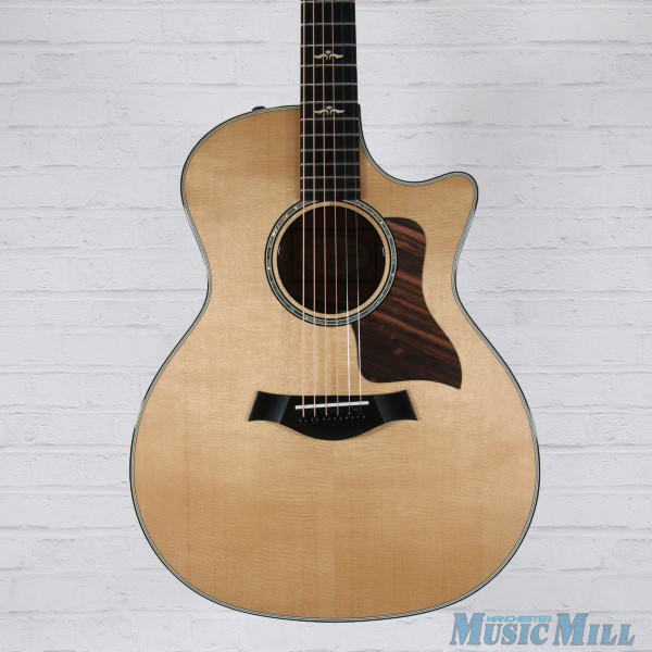 2017 Taylor 614ce Grand Auditorium Acoustic Electric Guitar