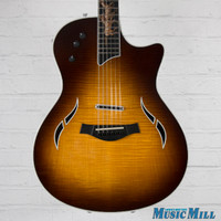 2008 Taylor T5-S1 Hybrid Acoustic Electric Guitar Tobacco Sunburst