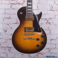 1993 Gibson Les Paul Custom Electric Guitar Tobacco Sunburst