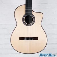 Cordoba GK Pro Negra Classical Guitar European Spruce Natural
