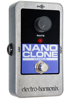Electro-Harmonix Nano Clone Chorus Guitar Pedal