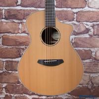 Breedlove Premier Concert LTD Acoustic Electric Guitar Natural