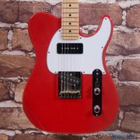G&L Custom ASAT Classic Bluesboy 90 Electric Guitar Fullerton Red