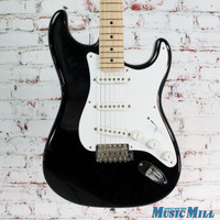 2014 Fender Eric Clapton Blackie Stratocaster Electric Guitar