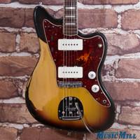1969 Fender Jazzmaster Electric Guitar Sunburst