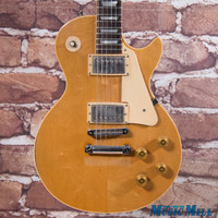1979 Gibson Les Paul Standard Electric Guitar Natural