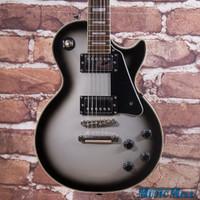 Epiphone Les Paul Custom Electric Guitar Silverburst