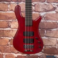 Warwick RockBass Streamer Standard Electric Bass Red
