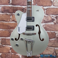 Gretsch G5420T Electromatic Left Handed Hollow Body Electric Guitar Aspen Green