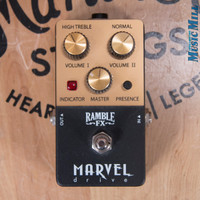 Ramble FX Marvel Drive Overdrive Pedal