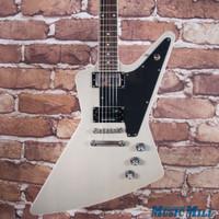 Epiphone Explorer Pro Electric Guitar TV Silver