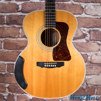 1987 Guild GF-50 Small Jumbo Acoustic Guitar Natural