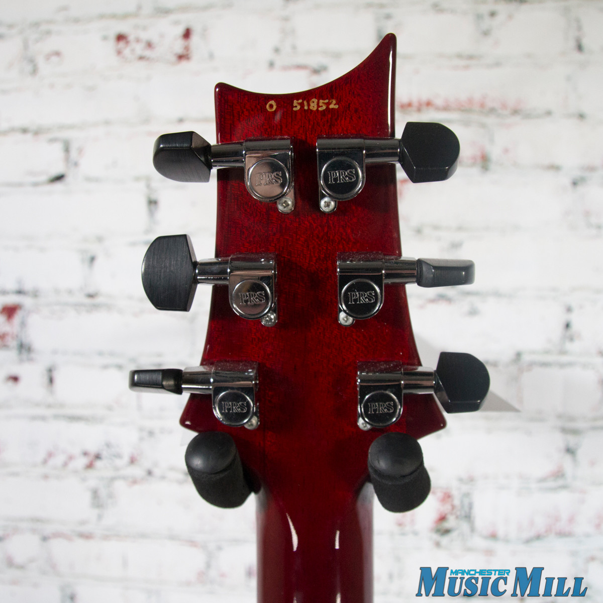 2000 PRS Custom 22 Electric Guitar Dark Cherry Sunburst