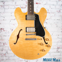 2016 Gibson Memphis 1959 ES-335 VOS Hand Selected Semi Hollow Guitar Vintage Natural A08726