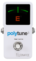 TC Electronic PolyTune 3 Chromatic Tuner
