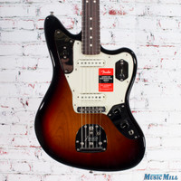 Fender American Professional Jaguar Electric Guitar 3-Color Sunburst