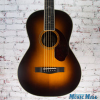 Fender Paramount Series PM-2 Deluxe Acoustic Guitar Sunburst