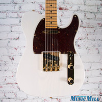 Fender Limited Edition Select Light Ash Telecaster White Blonde 1792