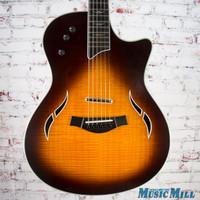 2005 Taylor T5-C1 Custom Hybrid Acoustic Electric Guitar Tobacco Sunburst