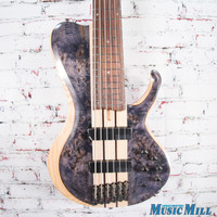 Ibanez BTB846S 6 String Bass Guitar Deep Twilight Low Gloss
