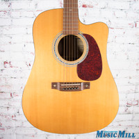 Martin SPDC-16R Dreadnought Acoustic Guitar Natural
